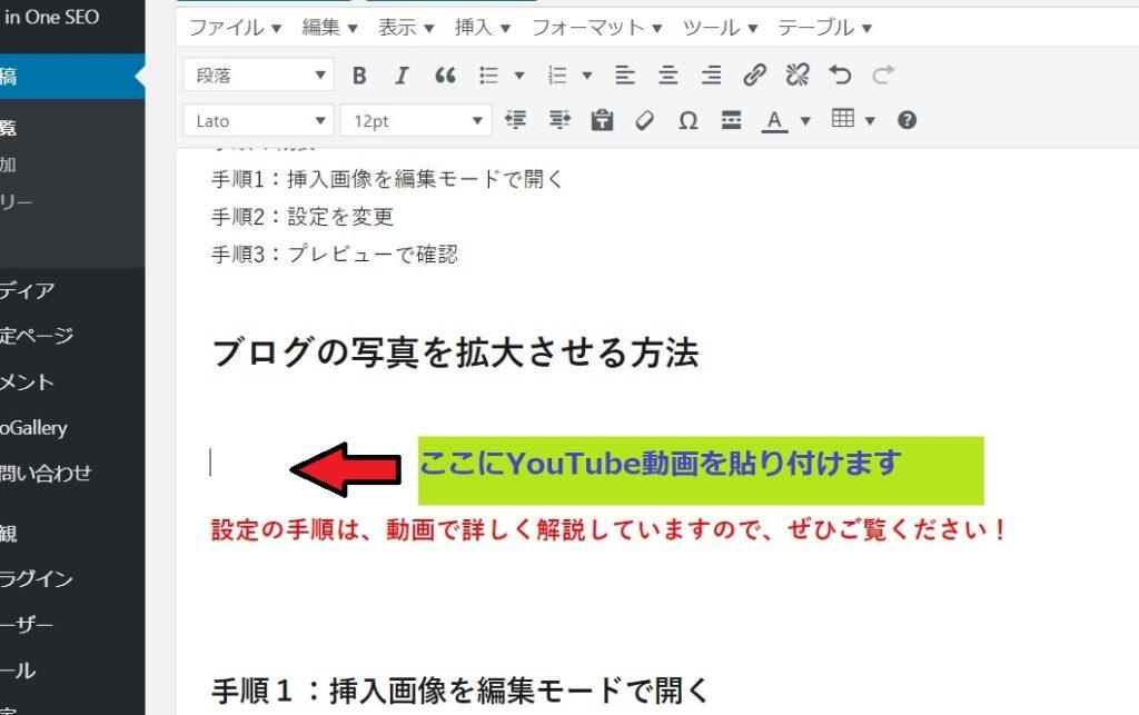 YouTube動画貼り付け方法-画像03-1
