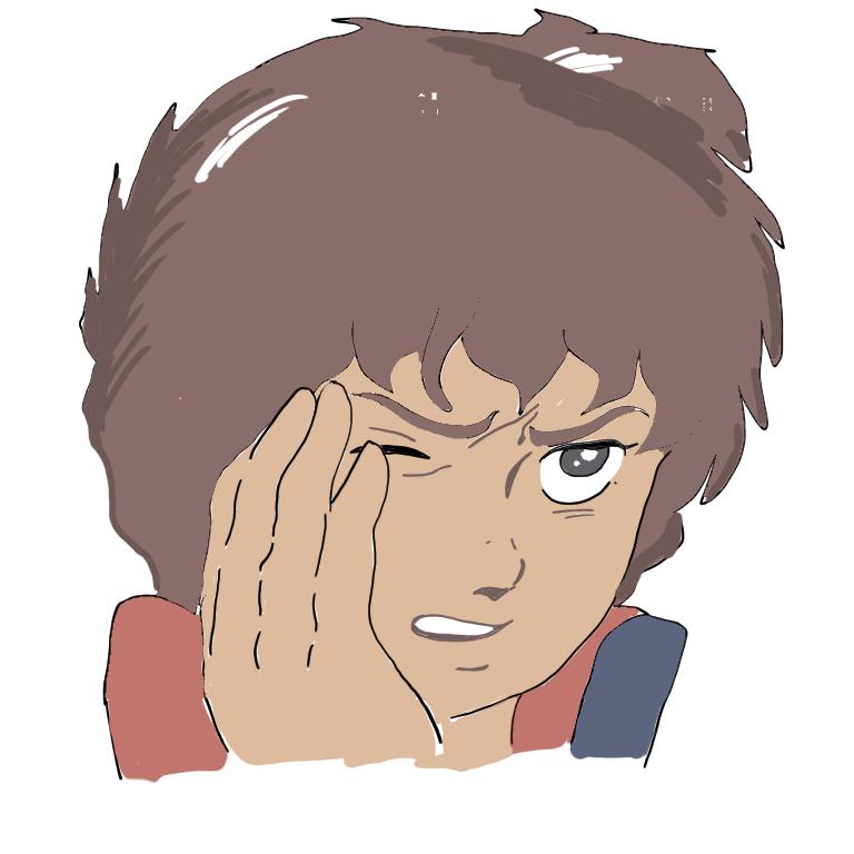 キャラクター画像 ロムア