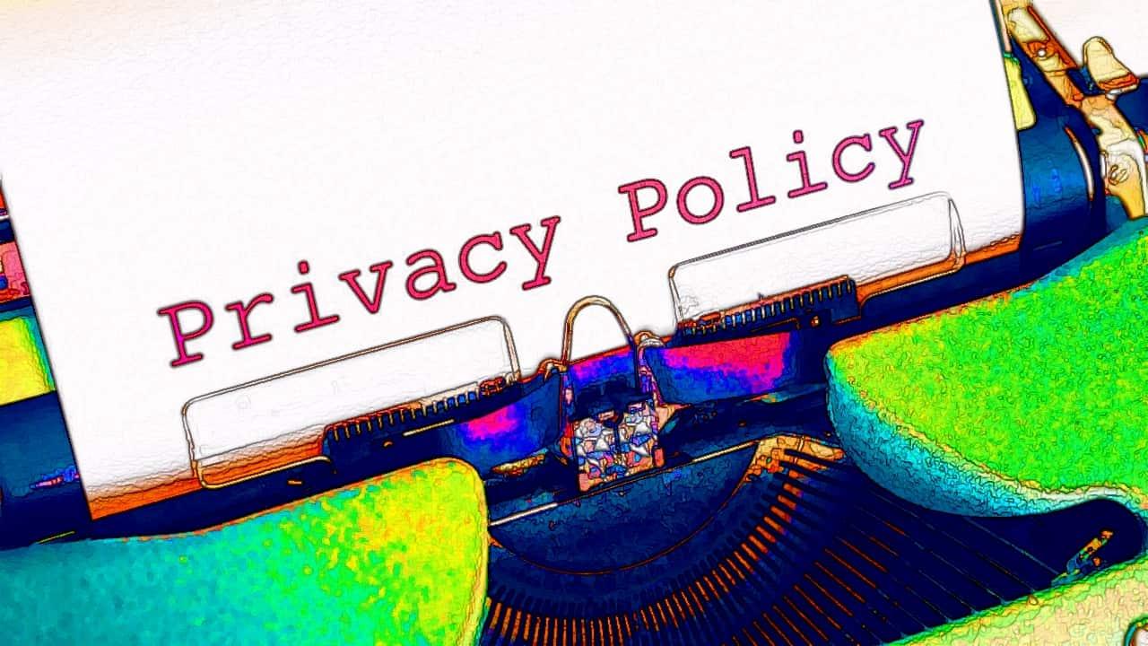 プライバシーポリシーの作り方